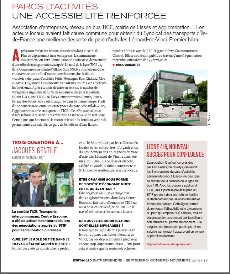 Article_evry_entrependre_ligne_416_septembre